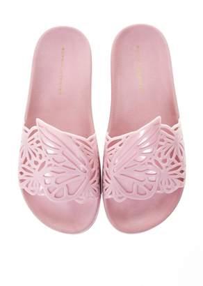 Sophia Webster Butterfly Lia Pink Slipper