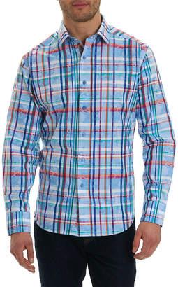 Robert Graham Stowe Classic Fit L/S Woven Shirt