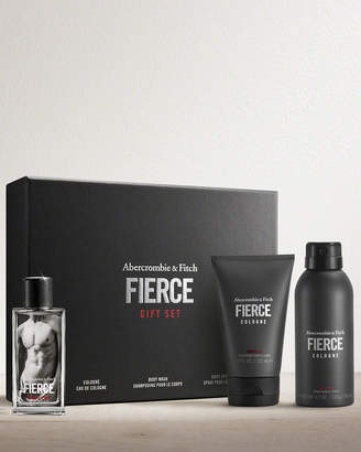 Abercrombie & Fitch Fierce Gift Set