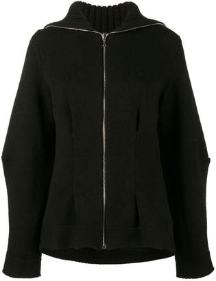 Alexander McQueen Long Sleeved Knitted Cardigan