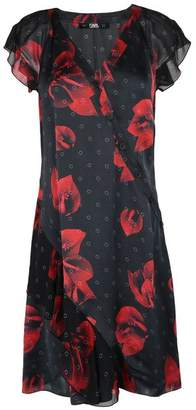 Karl Lagerfeld Paris Knee-length dress
