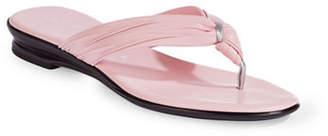 Italian Shoemakers Wishbone Thong Flip Flops