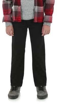 Wrangler Slim Boys Advanced Comfort Straight Jean