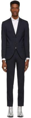 Tiger of Sweden Blue S. Jile Suit