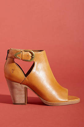 Frye Dani Leather Shooties