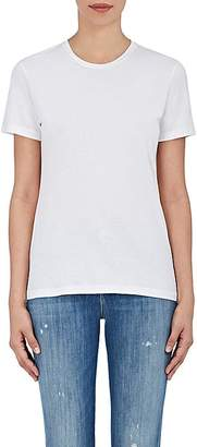 Barneys New York Women's Pima Cotton Crewneck T-Shirt