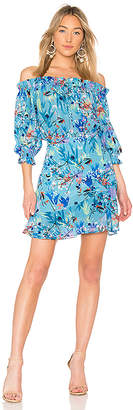 Saloni Grace Mini Dress