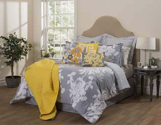 South Beach STYLE NEST Stylenest Southbeach Bed in a Bag Bedding Set