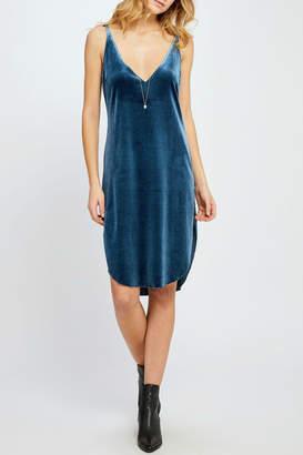 Gentle Fawn Rochette Velvet Tank Dress