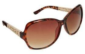 F&F Oversized Oval Sunglasses One Size