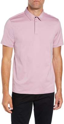 Calibrate Covered Placket Polo