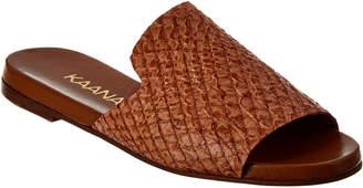 Kaanas Leticia Leather Sandal