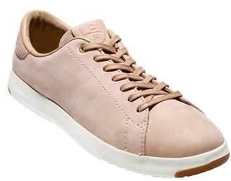 Women's Cole Haan 'Grandpro' Tennis Sneaker $130 thestylecure.com