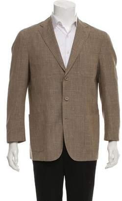 Loro Piana Virgin Wool & Silk Blazer w/ Tags