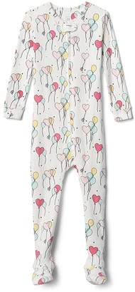 Gap Balloon footed one-piece