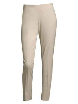 Lafayette 148 New York Italian Stretch Wool Stanton Pant