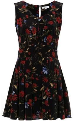 GUILD PRIME floral mini dress