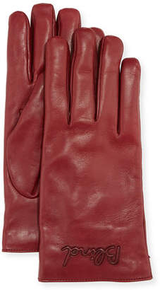 f7903b4b2 Mens Red Leather Gloves - ShopStyle