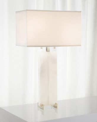 John-Richard Collection John Richard Collection Alabaster Table Lamp