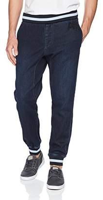 Armani Exchange A|X Men's Denim Inspired Jogger Pant