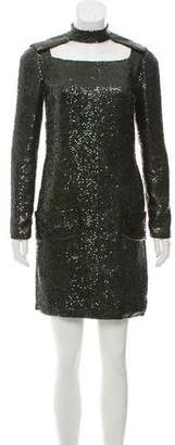 Tom Ford Embellished Cutout Dress