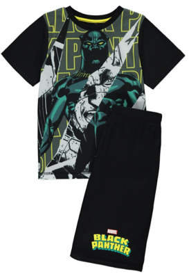 George Marvel Comics Black Panther Pyjamas