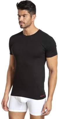 Jared Lang クルーネック 半袖Tシャツ 3枚セット ブラック s