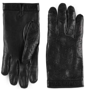 Gucci Signature gloves