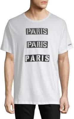 Karl Lagerfeld Paris Graphic Crewneck Tee