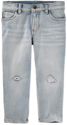 Osh Kosh Oshkosh Bgosh Toddler Boy Distressed Jeans