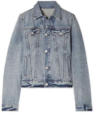 Helmut Lang Denim Jacket - Blue