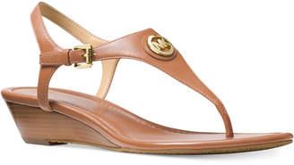 Michael Kors Ramona Wedge Sandals
