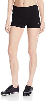 Champion Women's Absolute Workout Fitted Short $25 thestylecure.com