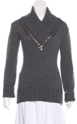 Dolce & Gabbana Alpaca & Wool Sweater