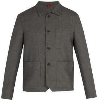 Barena Venezia - Patch Pocket Blazer - Mens - Grey