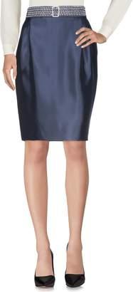 Blumarine Knee length skirts - Item 35382767BA