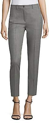 Michael Kors Women's Core Samantha Wool-Blend Crop Pants