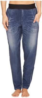 Lucy Indigo Boyfriend Women's Casual Pants