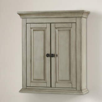 Beachcrest Home Orrick Wall Mounted 24 W x 28 H Cabinet