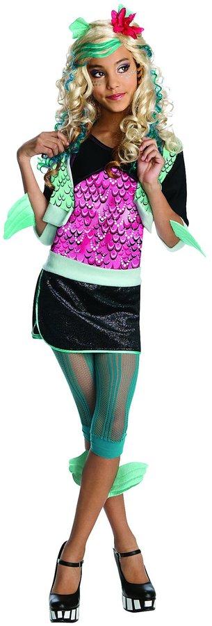 Rubie's Costume Co Monster High Lagoona Blue Costume-S (4-6)