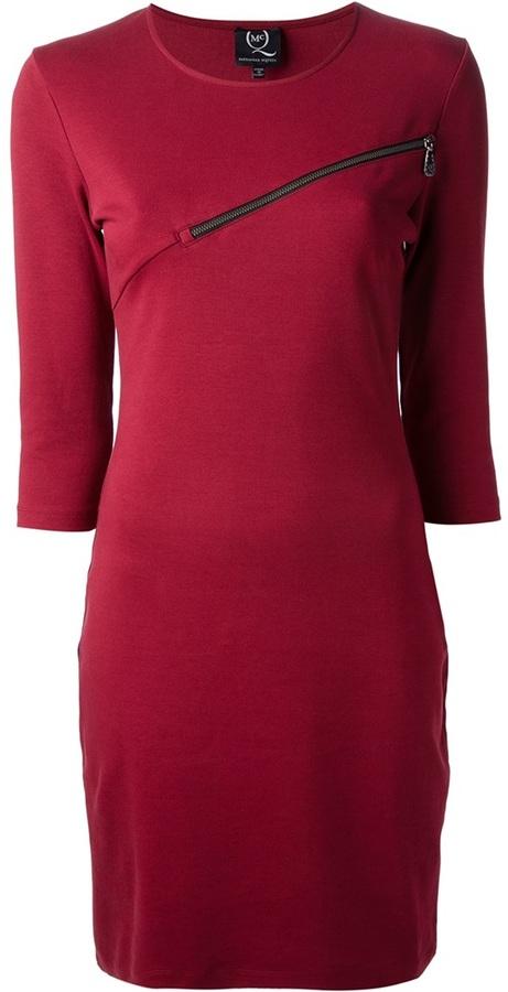 McQ by Alexander McQueen zipped dress