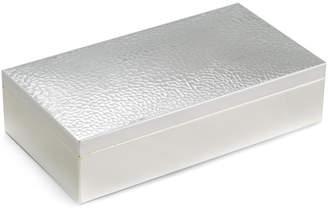 Bey-Berk Bey Berk Silver Plated 8.75In Rectangular Hinged Box