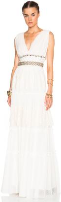 Lanvin Lace Gown $8,990 thestylecure.com