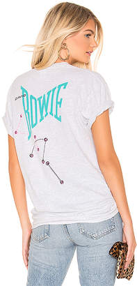 Junk Food Clothing David Bowie 90s Tee