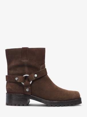 Michael Kors Macey Suede Ankle Boot