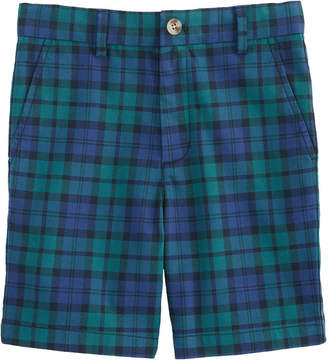 Vineyard Vines Boys Blackwatch Breaker Shorts