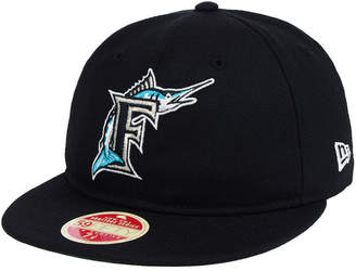 New Era Florida Marlins Heritage Retro Classic 59FIFTY Fitted Cap