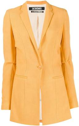Jacquemus tailored blazer