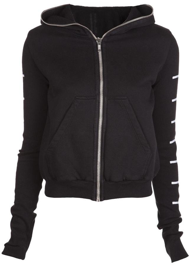 Rick Owens Zip hoodie