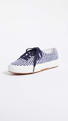 Superga (スペルガ) - Superga 2750 Fabric Stripe Sneakers